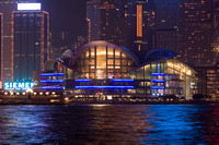 HK Convention Centre @ Night