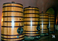 Jarvis WInery - Wooden Storage Vats