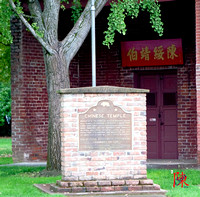 Historic Chinese Temple