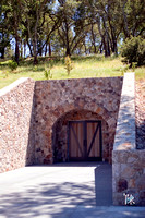 Kenzo Estate - Wine Cave Entrance