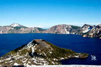 Wizard Island - Crater Lake