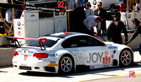 BMW M3 #92 in Pit Row