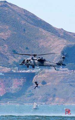 H-60 CSAR Rescue